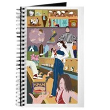 Cute Illustrative Journal