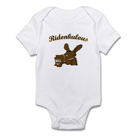 Ridonkulous Infant Bodysuit