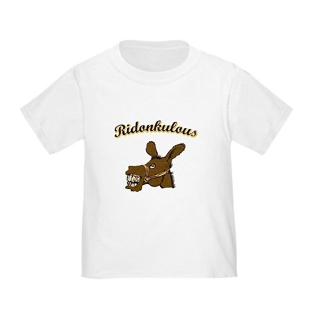 Ridonkulous Toddler T-Shirt