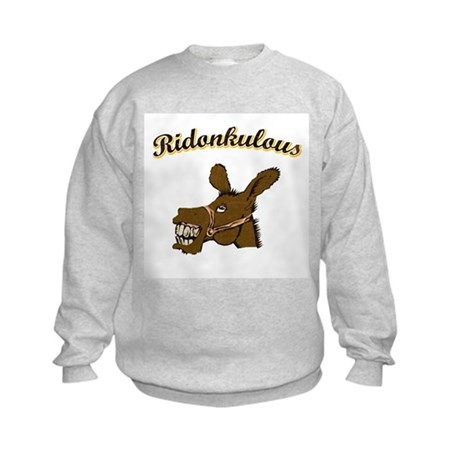 Ridonkulous Kids Sweatshirt
