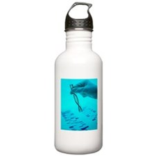 DNA research Water Bottle