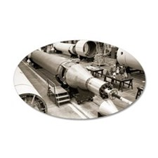 Rocket production Wall Decal