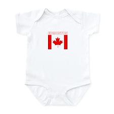 Cute Edmonton alberta Infant Bodysuit