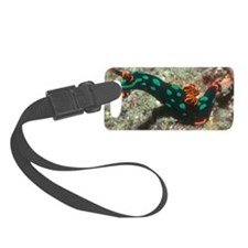 Sea slug Luggage Tag