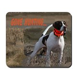 Gone Hunting Mousepad