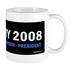 Tommy Thompson for President '08 Mug