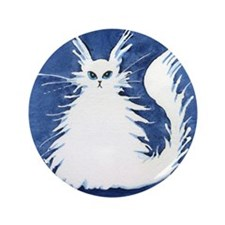 "Kodiak Stray Cat 3.5"" Button"
