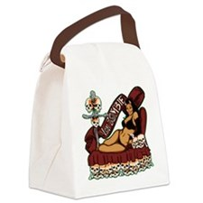 Voodoo Priestess Canvas Lunch Bag