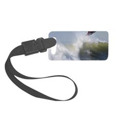 Quicksilver Surfing Luggage Tag