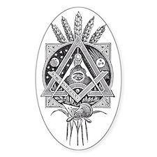 Masonic Abundance Decal