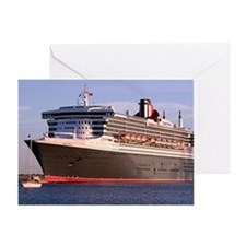 Cruise Ship 2 Greeting Card
