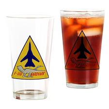 F-111D Aardvark Drinking Glass