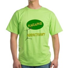 Karaoke Addiction T-Shirt