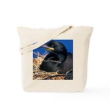 Shag on a nest Tote Bag