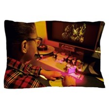 Film editing Pillow Case
