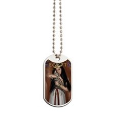 Ancient egypt calendar 2013 Dog Tags