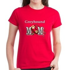 Greyhound Mom Gifts Tee