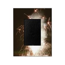 Fireworks display Picture Frame