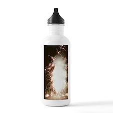 Fireworks display Water Bottle
