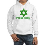Proud Irish Jew Hooded Sweatshirt