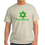 Proud Irish Jew Light T-Shirt