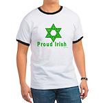 Proud Irish Jew Ringer T