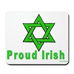 Proud Irish Jew Mousepad
