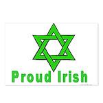 Proud Irish Jew Postcards (Package of 8)