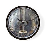 Resonator Wall Clocks