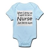 WIGU Nurse Aunt Infant Bodysuit