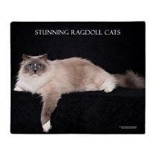 Ragdoll Wall Calendar Throw Blanket