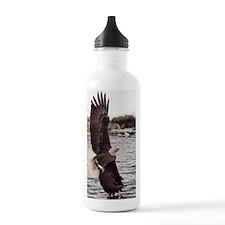 Striking Eagle Water Bottle