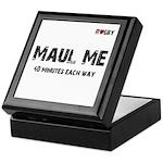 The Mauling Keepsake Box