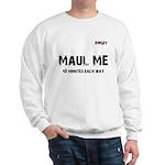 Maul Me in This Sweatshirt