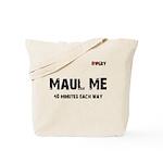 The Mauling Tote Bag