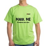Maul Me in This Green T-Shirt