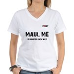 Maul Me in This Women's V-Neck T-Shirt