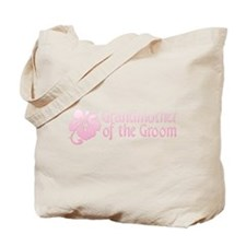Hibiscus Grandmother of Groom Tote Bag