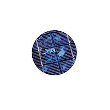 Solar cells Mini Button