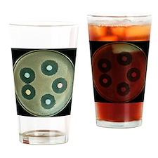 Anthrax antibiotics research Drinking Glass