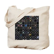 Messier objects, full set Tote Bag