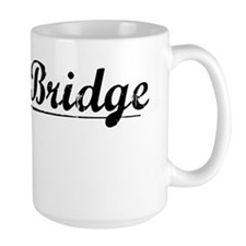 Centre Bridge, Vintage Mug