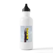 Space Elevator, artwor Water Bottle