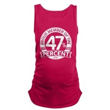 Member 47 Percent Maternity Tank Top