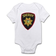 San Mateo Sheriff Infant Bodysuit