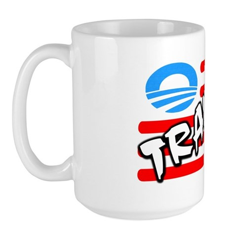 Traitor: Barack Obama! Mug