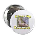 Cockatoo Button