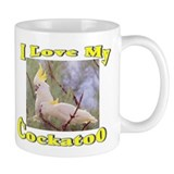 Cockatoo Small Mug