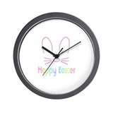 Cute Easter Wall Clock