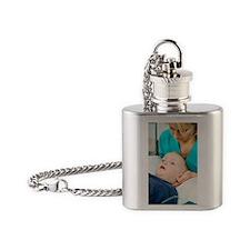Cervical spine examination Flask Necklace